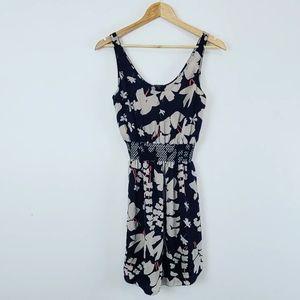 BABATON Aritzia   Blythe Silk Navy Dress Size XS